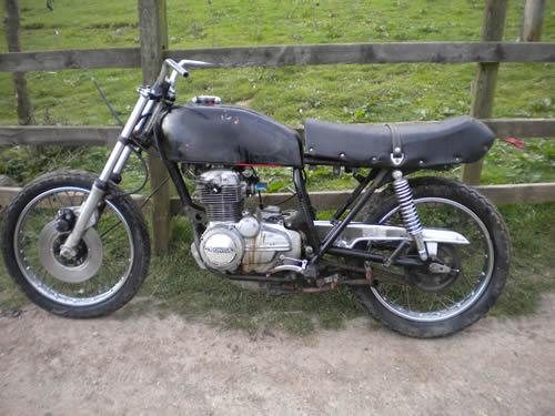 honda cb400 four. 1974 Honda CB400 Four