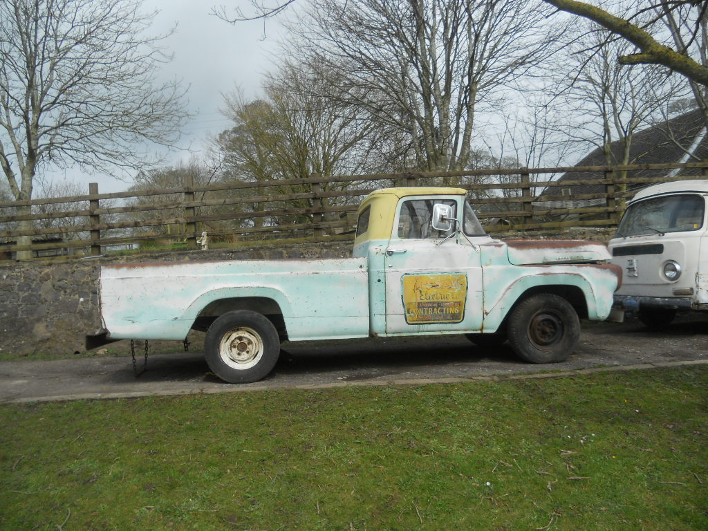 Cars For Sale California Connection 1954 Ford F100 Pickup Truck 1958